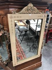 Sale 8795 - Lot 1086 - Mirror in Painted Frame