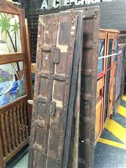 Sale 8013 - Lot 1483 - Collection of Large Timber Panels