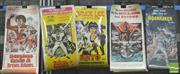 Sale 8310 - Lot 1068 - Large Assortment of Vintage Movie Posters incl James Bond & Kung-Fu