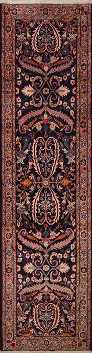 Sale 8447C - Lot 95 - Persian Hamadan Runner 305cm x 78cm