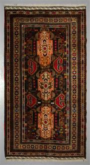 Sale 8539C - Lot 81 - Persian Baluchi 270cm x 110cm