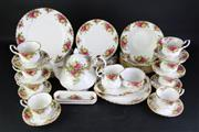 Sale 8877 - Lot 46 - A Royal Albert Old Country Roses Part Service