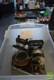 Sale 8497 - Lot 2305 - Box of Fishing Gear