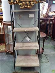Sale 8566 - Lot 1318 - Open Shelving