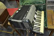 Sale 8019 - Lot 1039 - Hohner Accordion in case