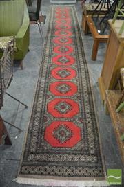 Sale 8326 - Lot 1206 - Woollen Hall Runner