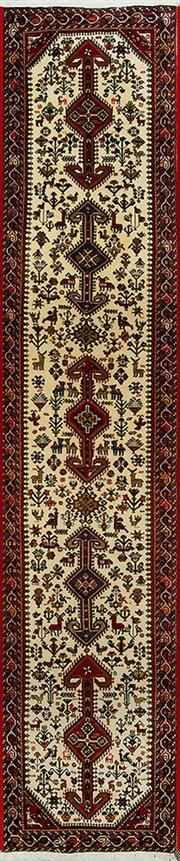Sale 8345C - Lot 37 - Persian Abada 390cm x 80cm