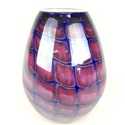 Sale 8607R - Lot 25 - Art Glass Vase (H:36cm)