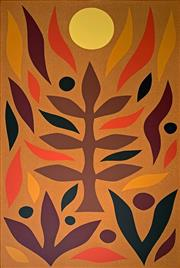 Sale 8894A - Lot 5014 - John Coburn (1925 - 2006) - Autumn, 1980 93 x 66 cm