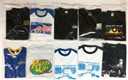 Sale 8926M - Lot 33 - Australian Musical Commemorative Shirts incl. Rock n Roll Renegades (10)