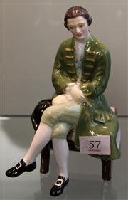 Sale 7969 - Lot 57 - Doulton & Co A Gentleman from Williamsburg HN2227