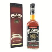 Sale 8611W - Lot 2 - 1x James B Beam 8YO Beams Black Label Kentucky Straight Bourbon Whiskey - old bottling, in box