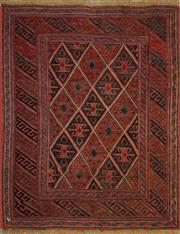Sale 8345C - Lot 38 - Persian Baluchi 120cm x 110cm