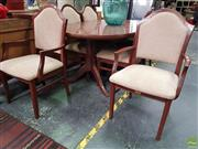 Sale 8611 - Lot 1019 - Chiswell 7 Piece Dining Suite