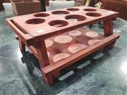 Sale 8760 - Lot 1029 - Tom Garland Timber Drinks Tray