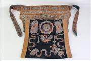 Sale 8923 - Lot 81 - A Chinese Embraided Toddler Carrier