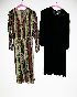 Sale 3741 - Lot 789 - Two 1930s dresses.