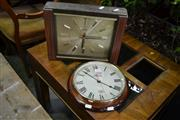 Sale 8087 - Lot 1027 - Flinders Wall Clock And Another