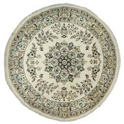 Sale 8360C - Lot 51 - Persian Nain Round 200cm x 200cm