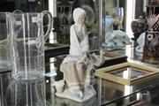 Sale 8360 - Lot 14 - Lladro Figure of a Girl