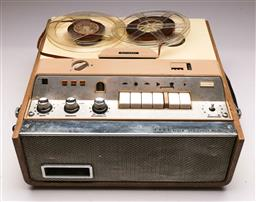 Sale 9136 - Lot 78 - National tape recorder