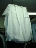 Sale 7490 - Lot 1209 - 8 ASSORTED WHITE SHIRTS