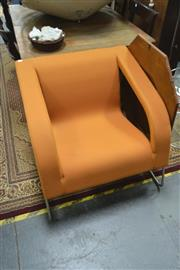 Sale 8165 - Lot 1021 - Ply Lounge Chair by Knoll