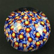 Sale 8402D - Lot 61 - Murano Millefiori Paperweight (Height - 6cm)