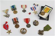 Sale 8543 - Lot 30 - British, Japanese And Australian War Medals
