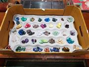 Sale 8744 - Lot 1032 - Box of Polished Gemstones
