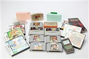Sale 8667 - Lot 7 - Nintendo D.S Console Together with Large Collection of Games inc Nintendo 64 Games and Donkey Kong Game