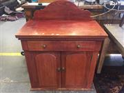Sale 8839 - Lot 1369 - Small Sideboard with String Inlay