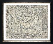 Sale 8908A - Lot 5015 - Desiderius Orban (1884 - 1986) - Untitled (Abstract) 45.5 x 59 cm