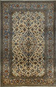 Sale 8402C - Lot 65 - Persian Kashan 310cm x 194cm