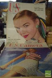 Sale 8530 - Lot 2255 - Collection of US Camera Magazines late 40s