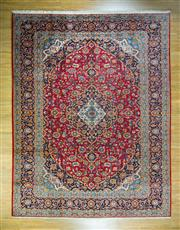 Sale 8617C - Lot 1 - Persian Kashan 390cm x 300cm