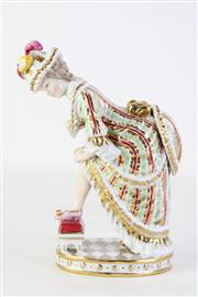 Sale 8810 - Lot 97 - Antique Russian Porcelain Figure