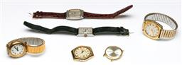 Sale 9168 - Lot 459 - Assorted Mens watches including Seiko, some in need of repair