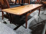 Sale 8723 - Lot 1051 - G Plan Teak Long John Coffee Table