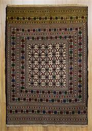 Sale 8566C - Lot 90 - Persian Somac 200cm x 115cm