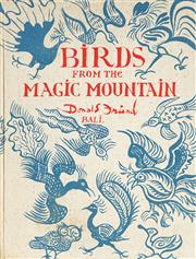 Sale 8781 - Lot 518 - Donald Friend (1915 - 1989) - Birds from the Magic Mountain