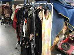 Sale 9176 - Lot 2199 - Large Collection of Clothing, Mainly Dresses incl Robot Signorina, Mela, Bazar etc, various sizes - rack not included