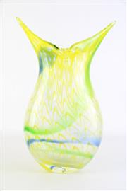Sale 8890 - Lot 4 - A Large Art Glass Castellani Vase (H 39cm)