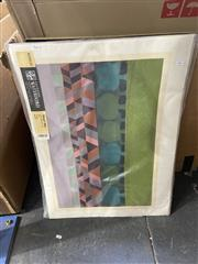Sale 9004 - Lot 2049 - Group of Assorted unframed Prints incl. Gill Graham Sydney Skyline 1976  & Pair of Still Life Prints by K Haines Dench, each 76 x...