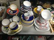 Sale 8759 - Lot 2431 - Collection of Modern Dinnerwares