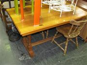 Sale 7932A - Lot 1188 - Timber Dining Table