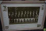 Sale 8569 - Lot 2099 - Bradmans Invincibles Limited Edition Picture