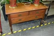 Sale 8117 - Lot 919 - Elevated Chest of 4 Drawers