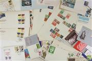 Sale 8529 - Lot 191 - Stamp Collection Incl First Day Covers