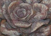 Sale 8907 - Lot 598 - Janet Dawson (1932 - ) - Cabbage Series, 1990 - 1995 37.5 x 53 cm
